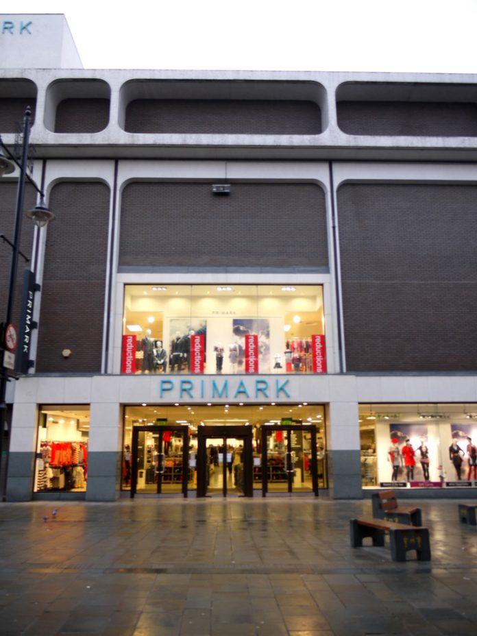 La niña fue secuestrada en la tienda Primark de Newcastle