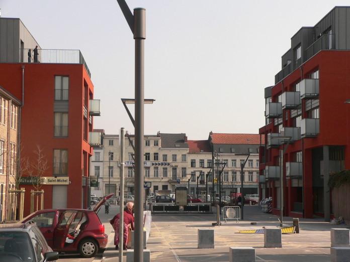 Barrio de Molenbeek