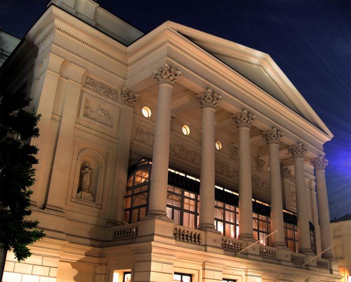 El Royal Opera House acogió la ceremonia de los premios Olivier.