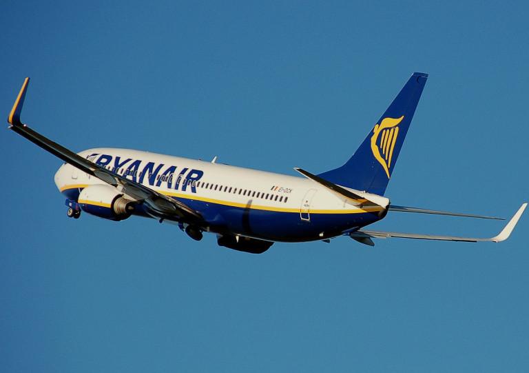 Ryanair cancelará otros 18 mil vuelos entre noviembre y marzo