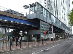 Estación South Quay