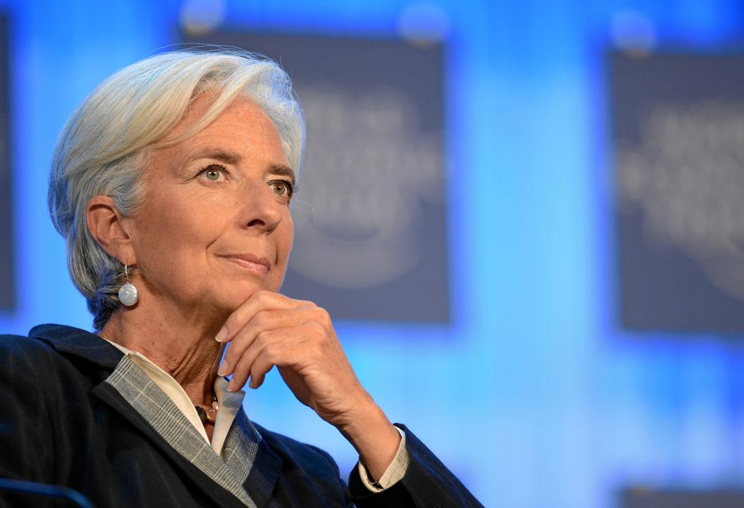 Lagarde dice que tiene esperanza en que no se produzca una rupture entre el Reino Unido y la UE
