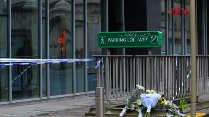 Imagen de Bruselas un día después de los atentados.
