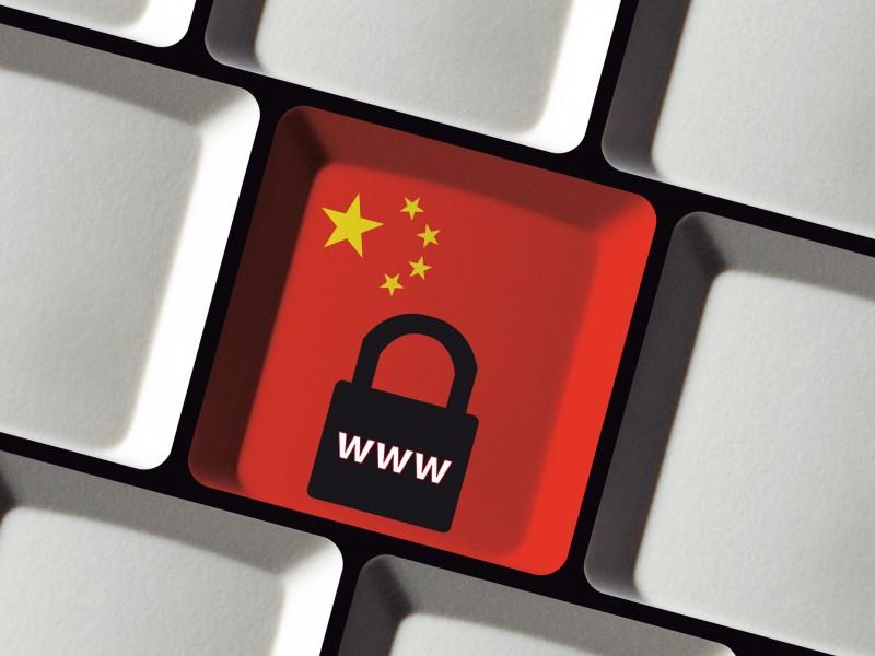 Censura en China