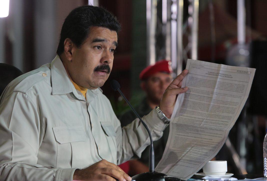 Maduro cambiará el huso horario que instauró el fallecido presidente Chávez