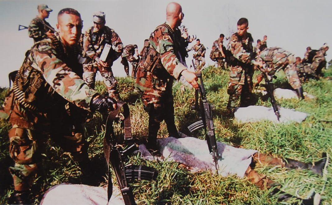 Acuerdo entre el Gobierno de Colombia y las FARC para desmovilizar a menores de la guerrilla