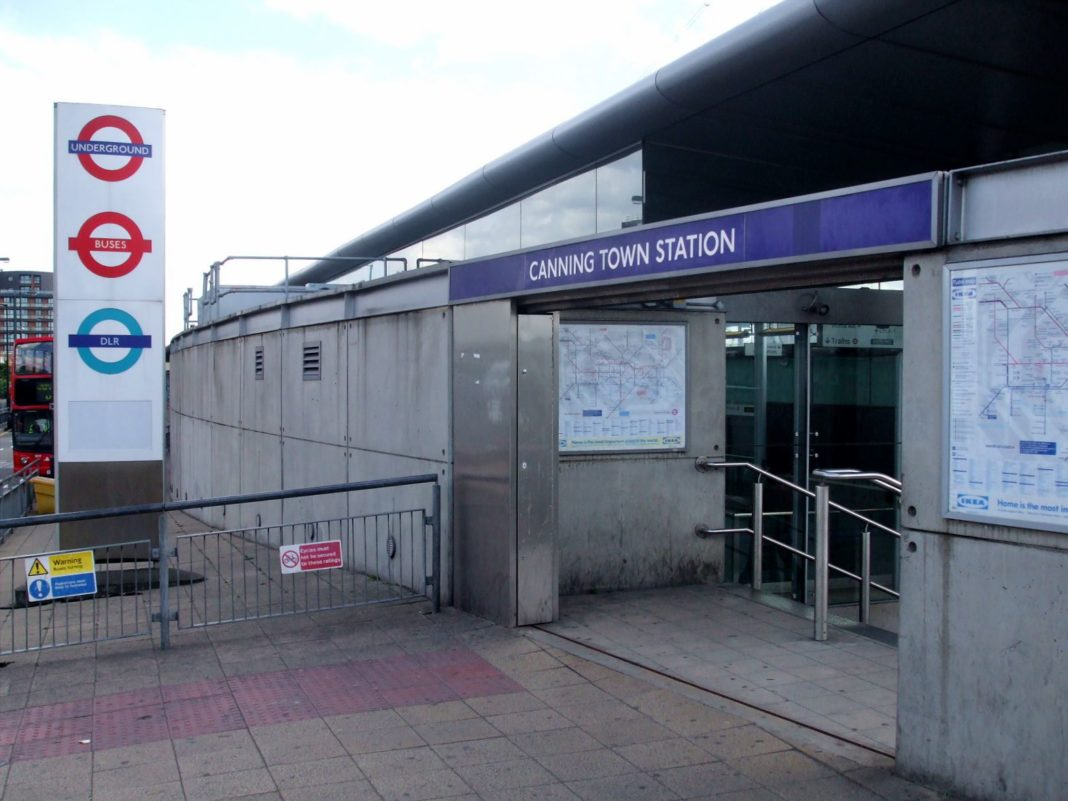 Estación de Canning Town