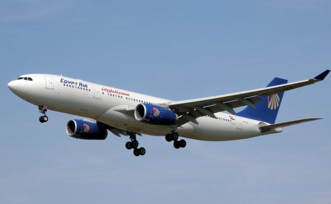 Forenses apuntan a que en el vuelo de EgyptAir hubo una explosión
