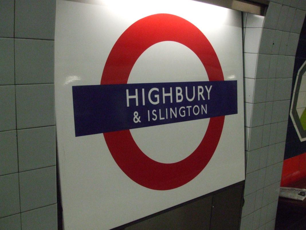 Estación Highbury & Islington