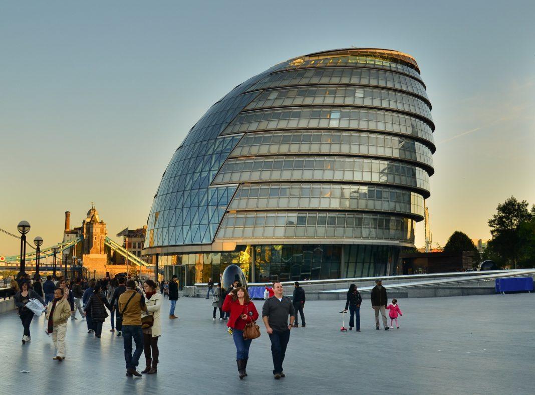 Este jueves se decide quien estará al frente del Ayuntamiento de Londres los próximos cuatro años. Imagen de archivo.