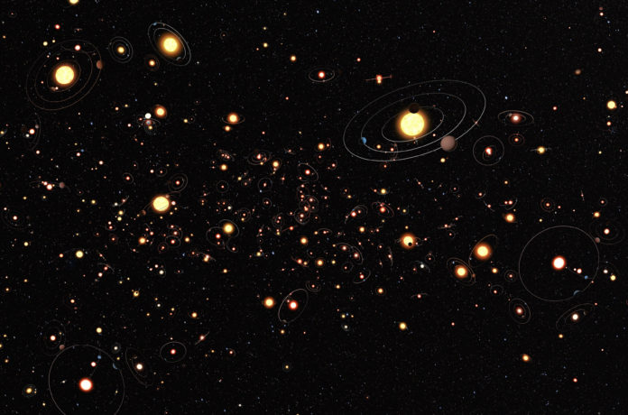 La NASA añade más de 1.200 nuevos planetas a la galaxia