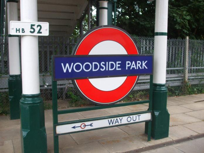 Estación Woodside Park