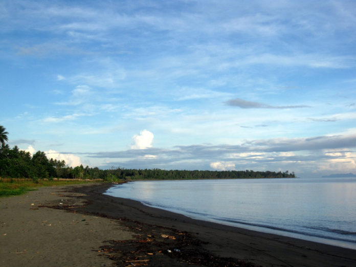Las islas Salomón en peligro por el aumento del nivel del mar