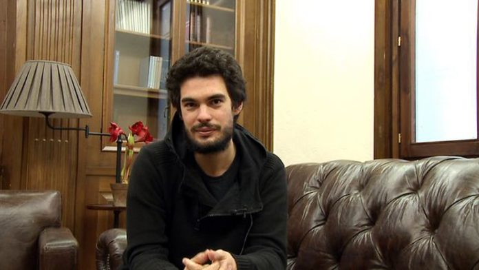 Oliver Laxe, director de cine