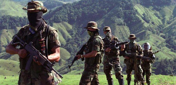 Paramilitarismo en Colombia