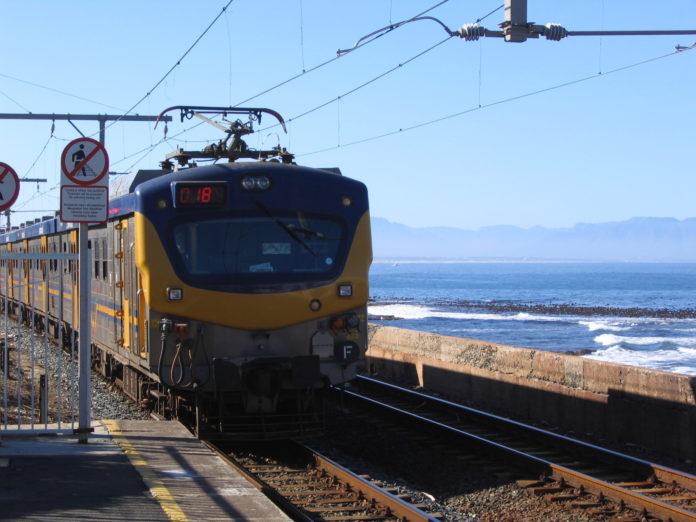 Huelga en los trenes de la Southern line. Imagen de archivo.