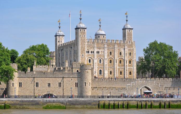 La torre de Londres fue evacuada tras un incendio