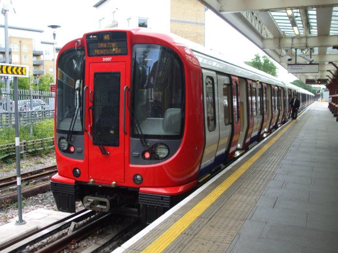 Trenes de Londres