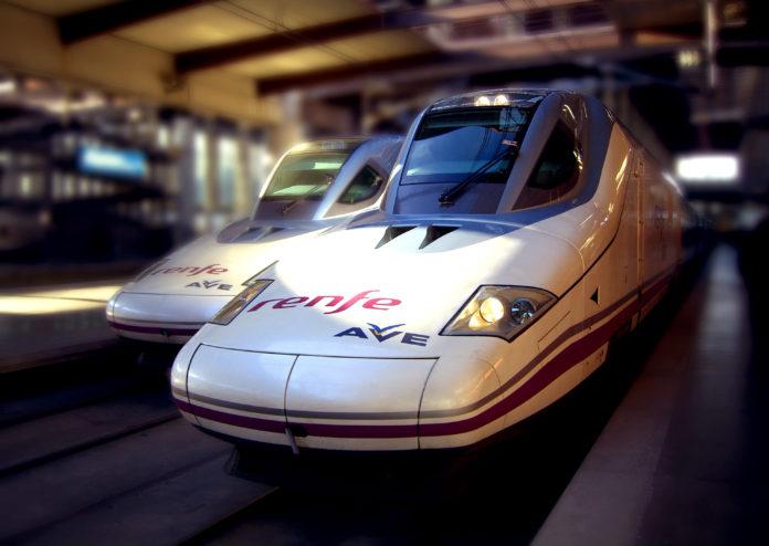 Tren de Alta Velocidad Española (AVE)
