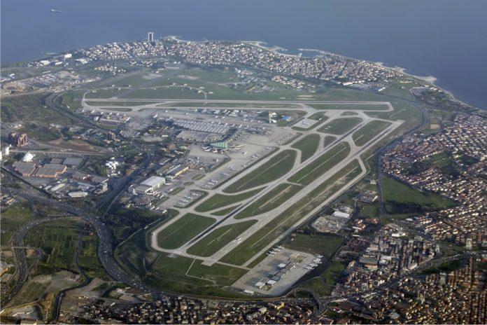 Aeropuerto de Atatürk, Turquía.
