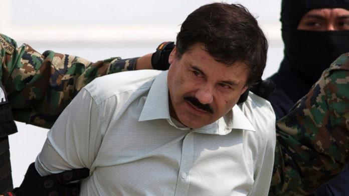 Joaquín 'Chapo' Guzmán, líder del cártel de Sinaloa.