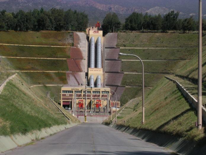 Central Hidroeléctrica