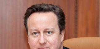 David Cameron, primer ministro de Gran Bretaña.