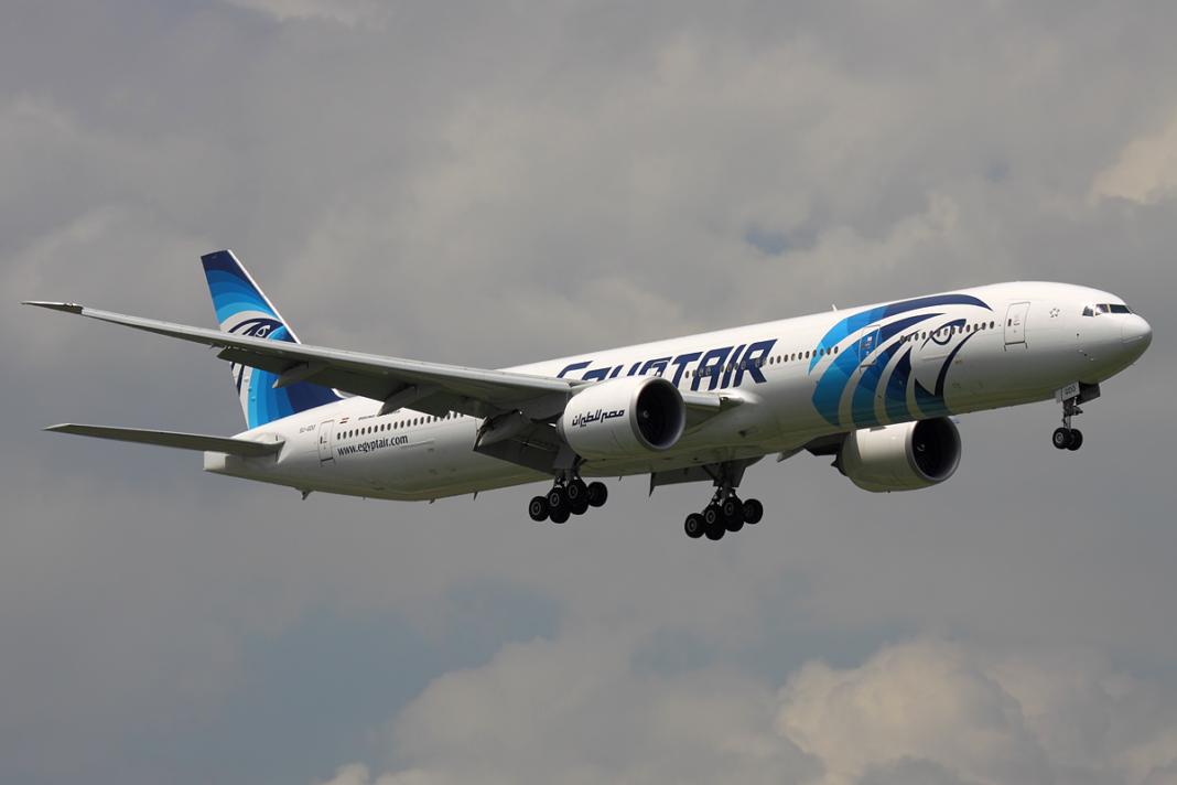 Encuentran restos del avión desaparecido de EgyptAir en el Mediterráneo