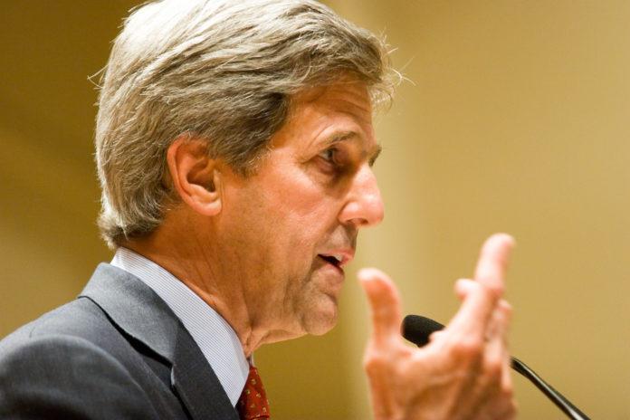 El secretario de Estado norteamericano, John Kerry. Imagen de archivo.