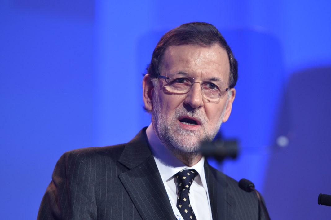 Mariano Rajoy, candidato a la presidencia del Gobierno español por el Partido Popular.