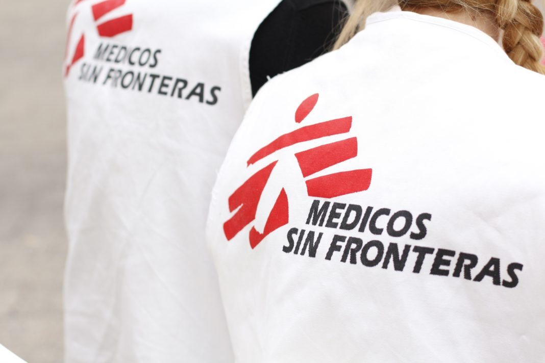 Médicos sin Fronteras renuncia a fondos europeos.