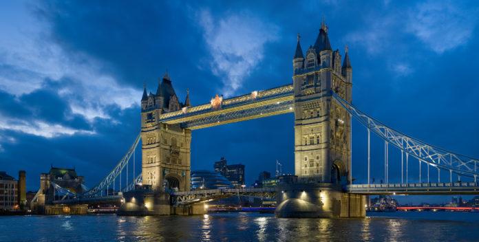 El Tower Bridge estará cerrado al tráfico a partir de octubre