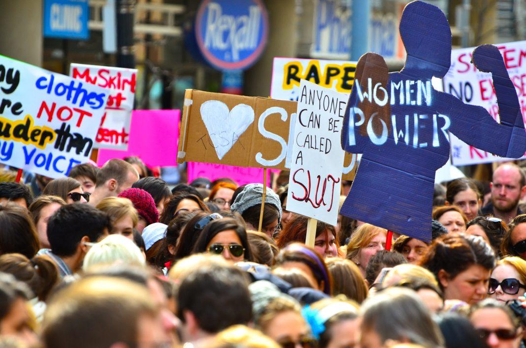 feminist walk