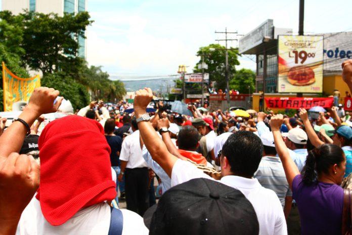 manifestacion peru