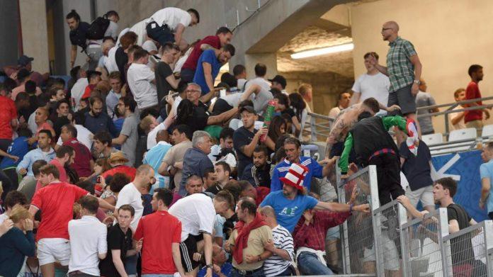 Fans rusos