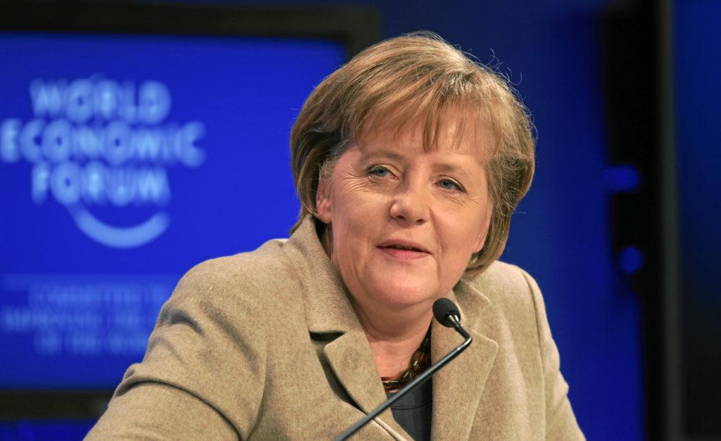 La canciller alemana, Angela Merkel. Imagen de archivo.