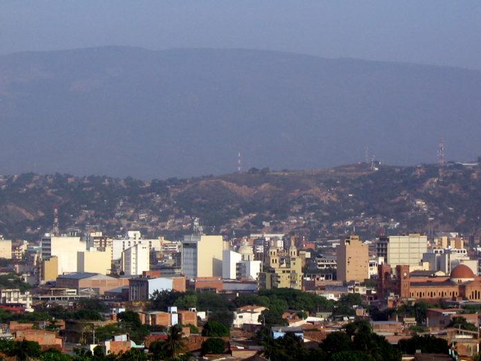 Panóramica de Cúcuta, ciudad que hace frontera entre Colombia y Venezuela.