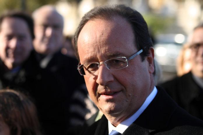 François Hollande, presidente de Francia. Imagen de archivo.