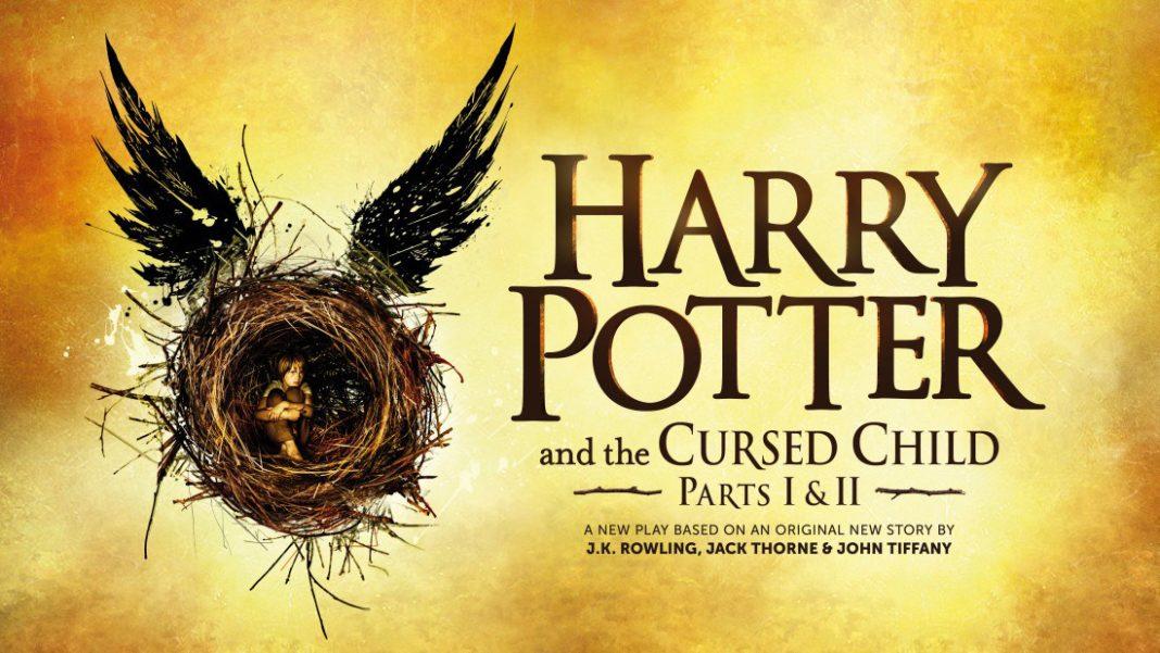 Logo de Harry Potter and the cursed child. slashfilm.com
