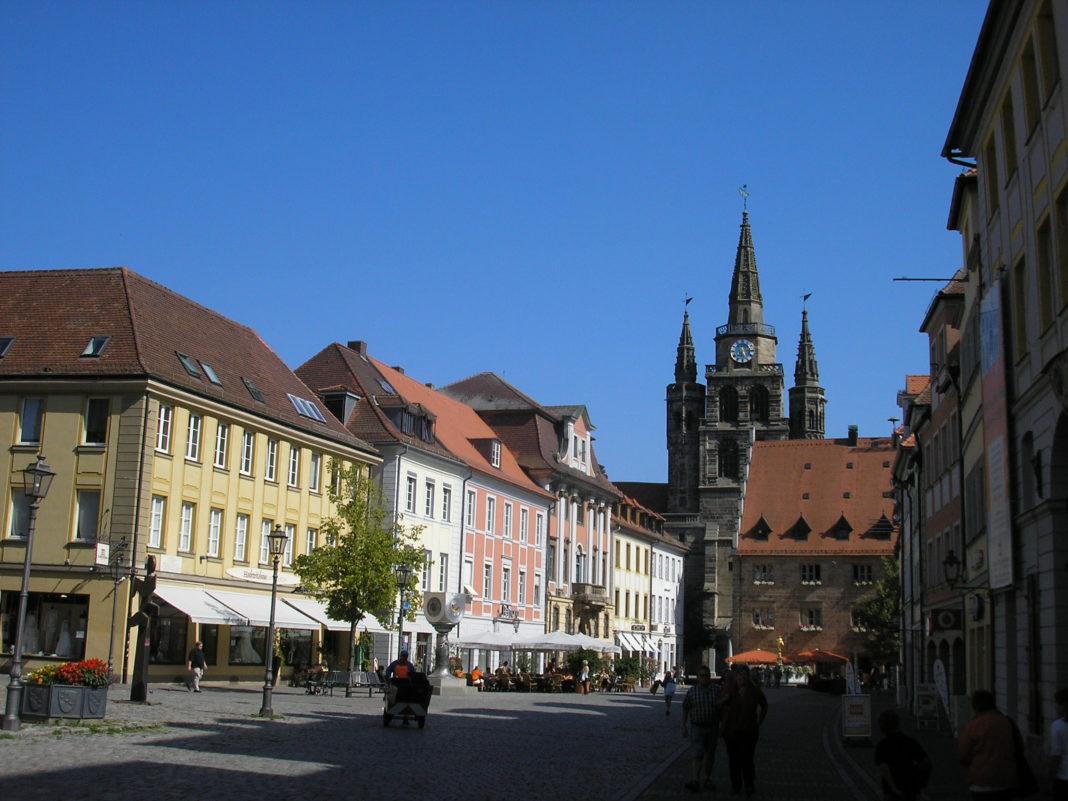 El emigrante detonó los explosivos en Ansbach