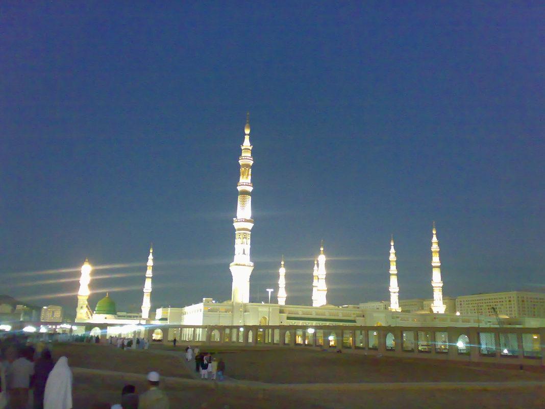 Ciudad de Medina, Arabia Saudí.
