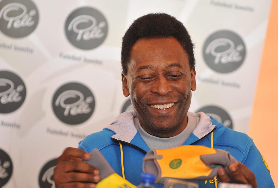 El exfutbolista, Pelé