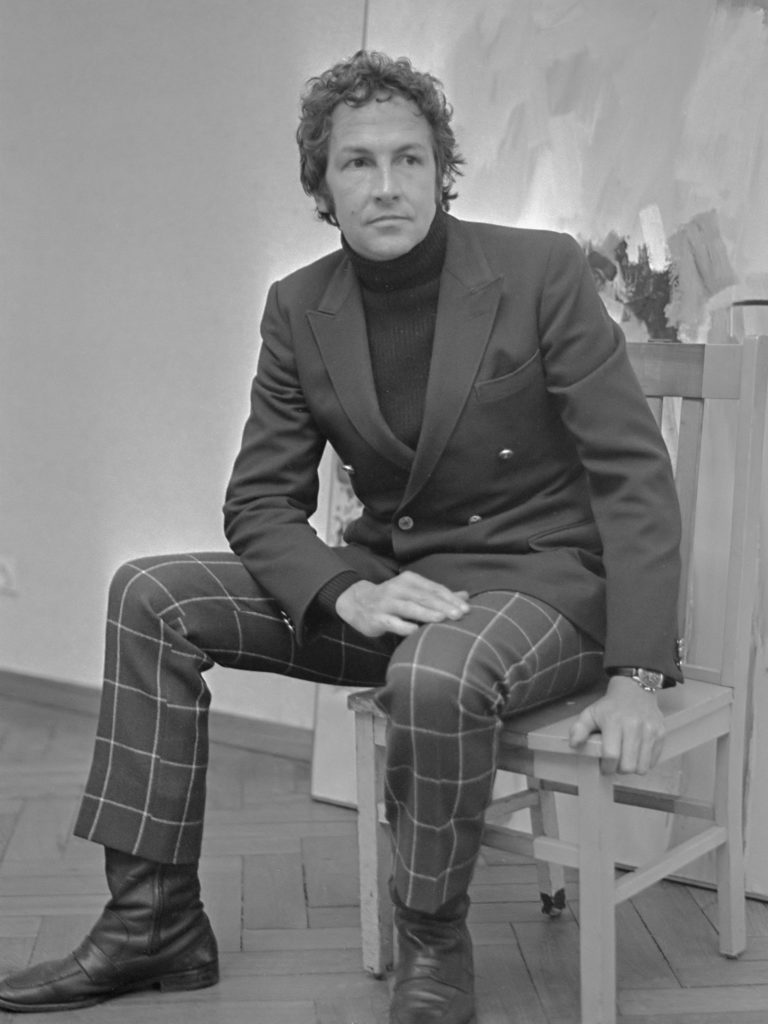 La Tate Gallery trae una obra única para la retrospectiva de Robert Rauschenberg