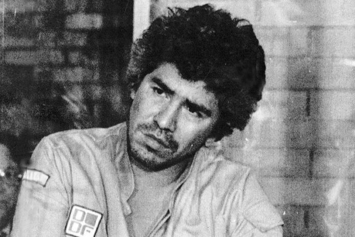 El narcotraficante Rafael Caro Quintero.