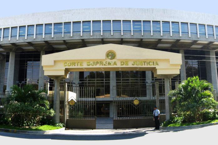 Corte Suprema de Justicia de El Salvador.cb24.tv