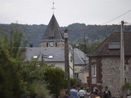 Iglesia de Saint Etienne du Rouvray, Francia. www.laregion.es