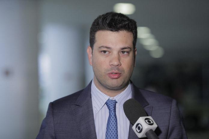 Leonardo Picciani, ministro de Deportes de Brasil