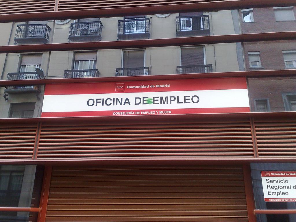 Durante el mes de agosto aumentó el paro en España. Imagen de archivo.