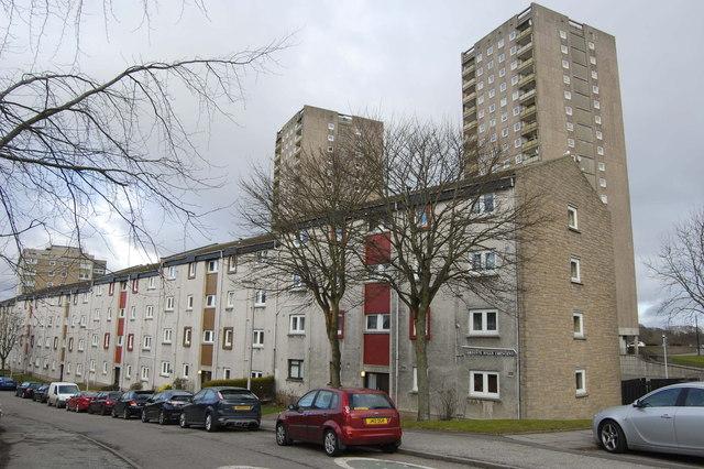 Tillydrone, Aberdeen