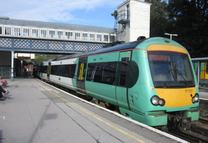 Comienza huelga de cinco días de Southern Rail